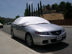 sun shade car cover Acura TSX
