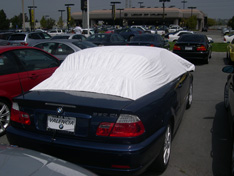 sun shade car cover BMW 3 Series