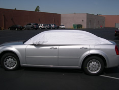 sun shade car cover Chrysler 300