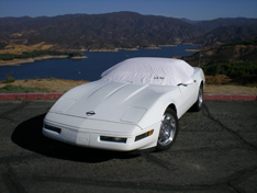 sun shade car cover Chevrolet Corvette C4