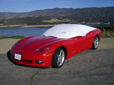 sun shade car cover Chevrolet Corvette C6
