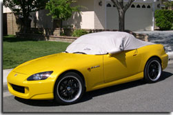 sun shade car cover Honda S2000