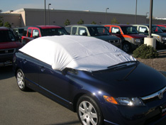 sun shade car cover Honda Civic Sedan 2006
