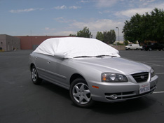 sun shade car cover Hyundai Elantra 2005